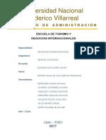 Importancia de Los Puertos Peruanos