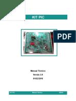 Kit PIC - Apostila Do Manual Técnico v2_0
