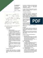Resumen Examen II Unidad - ABASTECIMIENTO DE AGUA Y ALCANTARILLADO UPT