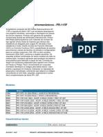 Acopladores a Relé Eletromecânicos - PR-115F