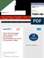Civil Aeronautics Administration v. Court of Appeals (1988)