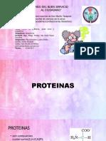 Adme de Proteinas