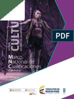 Catalogo Marco Nacional de Cualificaciones