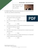 Dire Fare Partire Lezione 5 Intervista e Esercizio