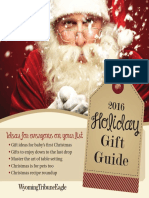 Gift Guide 2016