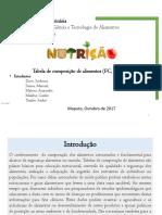 Seminarios de Nutricao Humana Apartir de Armando Mateus