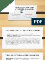 Estructuras III-Fallas en Estructuras