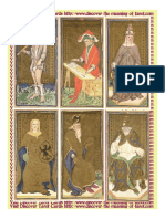 Free Printable Tarot Cards 1