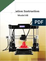 A8 Operation Instruction-1.1