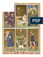 image about Printable Tarot Cards Pdf named Free of charge Printable Tarot Playing cards 2