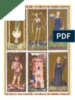 Free Printable Tarot Cards 3