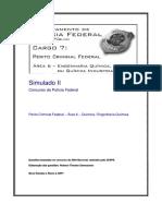 DocGo.Org-Simulado II - Perito Criminal Federal - Área 6