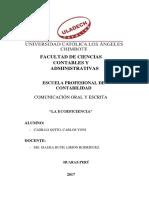 Actividad N 04 Investigación Formativa I Unidad