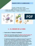 Tema 1 Introducción a La Biología