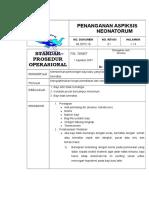 18. Penanganan Aspiksis Neonatorum