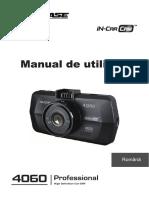 4060 Instruction Manual(Romanian)
