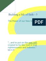 Building a Life of Faith - 5