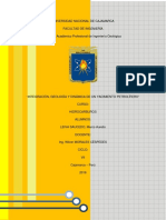 Monografia de Hidrocarburos