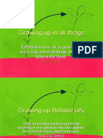 Growing Up Relation Ally