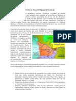 Mapa de Honduras Presentacion