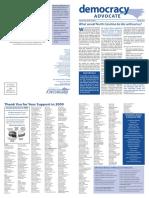 Dem Nc Annual Report 2009