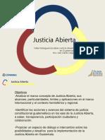 PPT 2 Justicia Abierta Sara Castillo