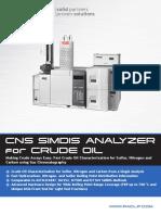 CNS SIMDIS Product Brochure