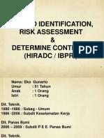 3. Hazard Risk 2009
