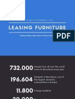 Leasing Furniture