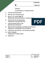 Manual de Instrucción NORMET Utilift 6605 B