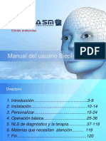 Manual Del Usuario Bioplasm-NLS