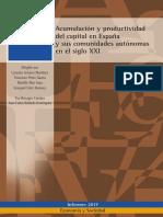 Acumulalación y Productivdad Del Capital...2017