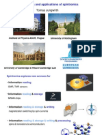 Physics and applications of spintronics_Jungwirth_Y