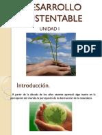 Desarrollo Sustentable Clase