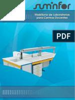 Catalogo Mobiliario Laboratorio