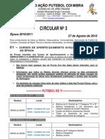 CIRCULAR N-3 2010-20111