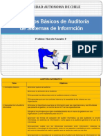 2017.08.08 Conceptos Básicos Auditoría Sistemas de Información