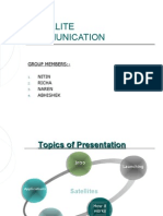 Presentation Satellite Communication