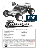 Xtm x Cellerator Nitro Manual