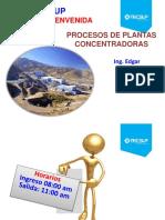 ppt  Plantas concentradoras N° 1- 2014