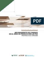 Informe Caminos - Córdoba