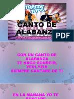 Canto de Alabanza