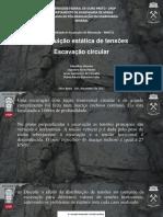 Apresentação Trabalho 1 - Estabilidade de Escavações_Final