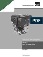 Manual Motor Lamor