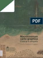 Rivadeneira Ricardo Macrocosmum Cartographica El Arte de La Cartografc3ada