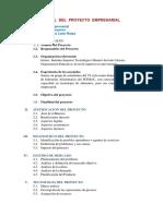 Estructura de Pe