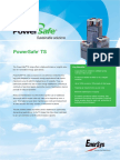 B1 PowerSafe TS Range Summary
