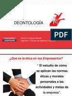 Sesion 4 Deontologia Etica Empresarial