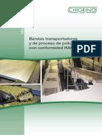 Bandas Transportadoras HP-ES