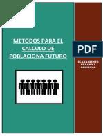 Metodos de Crecimiento Poblacional